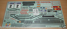 Tamiya 58515 Toyota Celica GT-Four 1990/TT01E, 9495702/19495702 Decals/Stickers