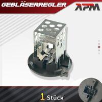 C4 Picasso  für  6445XE Rep Kit Stecker Widerstand Gebläsemotor Citroen C4
