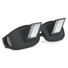 Horizontal Lazy Prism Refraction Glasses Lying Down Bed Reading Watching TV New