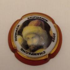 Rare capsule de champagne Nowack n37a