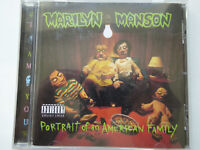 MARILYN MANSON # Portrait Of An American Family # NM (CD)