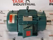 Reliance Electric Inverter Duty Motor 10HP, 1765RPM, L 215TC FRAME