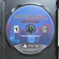 Under Night In-Birth Exe:Late ✨Playstation 3 PS3✨USA Disc-Only Excellent Shape