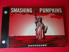 SMASHING PUMPKINS ZEITGEIST CD BOOK ISSUE