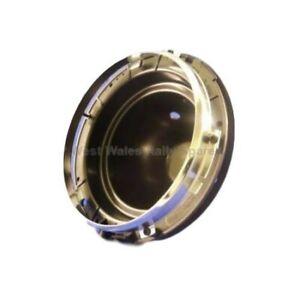 "Universal 7"" round headlamp mounting bowl plastic"
