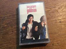 Jean Jacques Goldman - Non Homologue [MC TAPE] Kassette