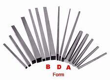 Drehling Drehlinge Form A/B/D, 4x4 4x8 4x16,5x5 5x10,6x6, 8x8,10x10 L100/125/200