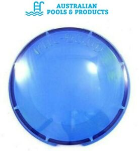PAL 2000 Lens Cover Swimming Pool Spa Light Cover Clear PAL2000 BLUE
