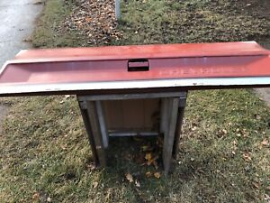 81 To 87 Chevy Pickup Tailgate