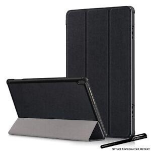 """Coque Smart Noir Premium pour Lenovo M10 10.1"""""""