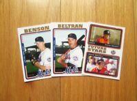2005 Topps New York Mets TEAM SET - MINT
