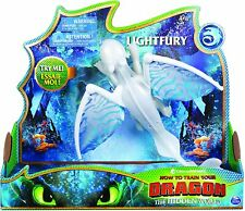 Spin Master How to Train Your Dragon 3 Deluxe Lightfury
