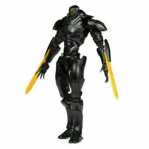 PACIFIC RIM 2 UPRISING SIDE JAEGER OBSIDIAN FURY ROBOT SPIRITS ACTION FIGURE TOY