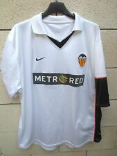 Maillot VALENCIA C.F Nike camiseta 2002 shirt VALENCE vintage jersey trikot XL