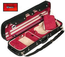 Core 550 Oblong 4/4 Violin Case - Two Tone Red Interior