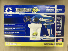 NEW GRACO TrueCoat 360DS Electric Airless Handheld Paint Sprayer 17A466 Free SH