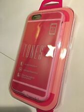 iPhone 6, 6S Tones Protector Case - Brilliant Flush Pink AP-11-113-18 SwitchEasy
