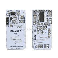 High Performance HW-MS03 2.4-5.8GHz Microwave Radar Sensor Module For Arduino