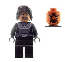 Klingon Warrior Star Trek Minifig Printed on LEGO Parts Custom FREEPOST WORLD