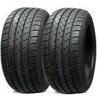 2 New Lionhart LH-FIVE 255/40ZR19 100W XL All Season High Performance Tires <br/> Today's Deal~20-55% Off~Money Back Guaranteed~Free Ship