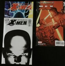 MARVEL COMICS ASTONISHING X-MEN #10 & #11 (2004 SERIES) + Bonus Comic!
