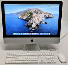 "Apple iMac 21.5"" (13,1) A1418 i7-3770S @ 3.10GHz 16GB RAM 1TB HDD macOS 10.15"