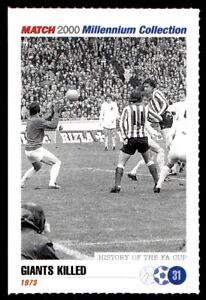 Match 2000 – Millennium Collection - Sunderland v Leeds United 1973 No. 31