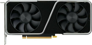 NVIDIA GeForce RTX 3060 Ti Founders Edition 8GB GDDR6 Graphics Card *FOR.B.O.Ts*