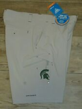 Columbia Michigan State Spartans PFG Outdoor Omni-Shade Shorts size Men's 36