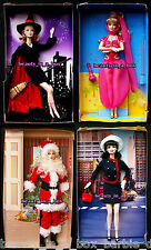 I Dream of Jeannie Barbie Doll Bewitched I Love Lucy Santa That Girl ~ NO BOX 4""