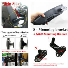 RIGHT Adjustable Car Seat Arm Rest Center Console Armrest (S-Mounting Bracket)