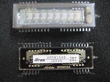 1pcs AM0815AB ITRON 14/16 segment glass Simple Type: VFD/LCD DISPLAYS