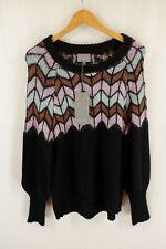 Culture Johanne Mohair Wool Blend Icelandic Style Jumper Medium BNWT