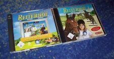Abenteuer auf dem Reiterhof Teil 1 + 2 + 3 PC Sammlung alle Spiele 1 Auktion
