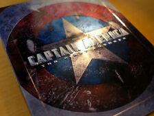 MARVEL - Captain America: The First Avenger - Steelbook [Blu-ray] OOP