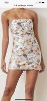 bec and bridge Fleurette Mini Dress 10 Euc