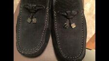 Louis Vuitton Monza Nubuck Tassel men loafers US size 8