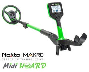 Nokta | Makro Midi Hoard Metalldetektor Schatzsuche Kinderdetektor Wasserdichte