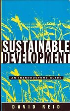 Sustainable Development: An Introductory Guide by Reid, David (Paperback Book)