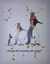 The Penguin Party Invitations Brenda-Murphy Whimsical Gift Ideas 2 Packs Of 10