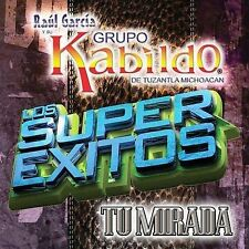 Los Super Exitos Tu Mirada by Raul Garcia Y Su Grupo Kabildo CD Still Sealed