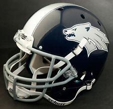 NEVADA WOLF PACK Schutt  AiR XP Authentic GAMEDAY Football Helmet