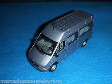Mercedes Benz Sprinter I W 903 2004 MINI-BUS/crewbus azul perla 1:43 NEU / NUEVO