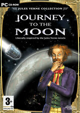 Journey to the Center of the Moon (PC CD) Inspired by the Jules Verne Novels!