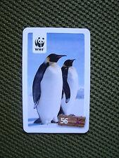 WWF REWE Sammelbild Nr.56 Kaiserpinguin-Vögel NEU! Kostenloser Versand!