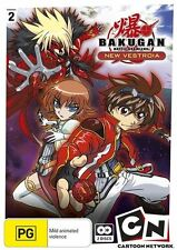 Bakugan: New Vestroia Collection 2 - Marucho DVD NEW