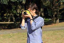 SAFARI Sports Neck Strap & Twin Kit for SLR with Telephoto Lens & Binoculars