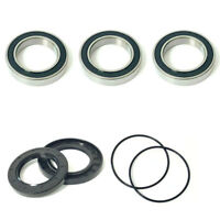 Volar Rear Axle Wheel Carrier Bearings and Seals Kit 2008-2014 Kawasaki KFX450R