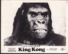 King Kong 1976 King Kong face close up original movie photo 17823