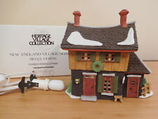 Dept 56 New England Village - Sleepy Hollow - Ichabod Crane's Cottage